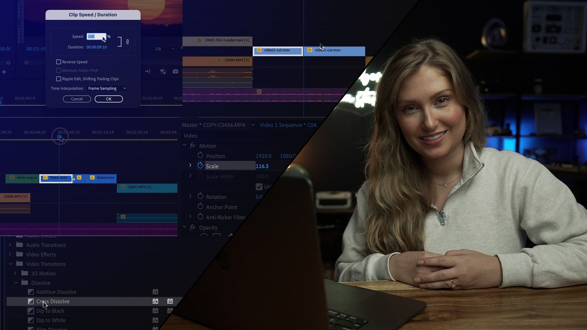 Top 5 Video Editing Tips in Premiere Pro